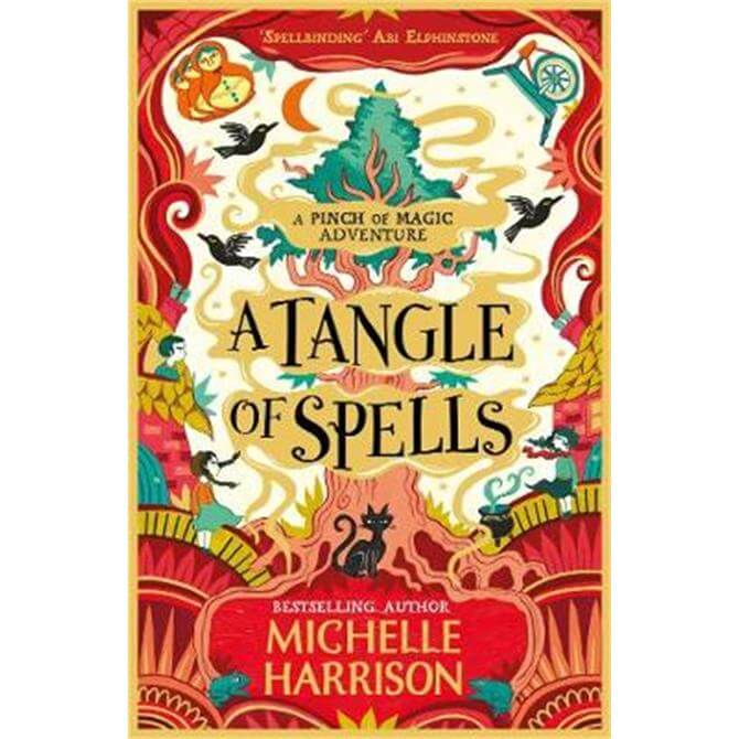 A Tangle of Spells (Paperback) - Michelle Harrison