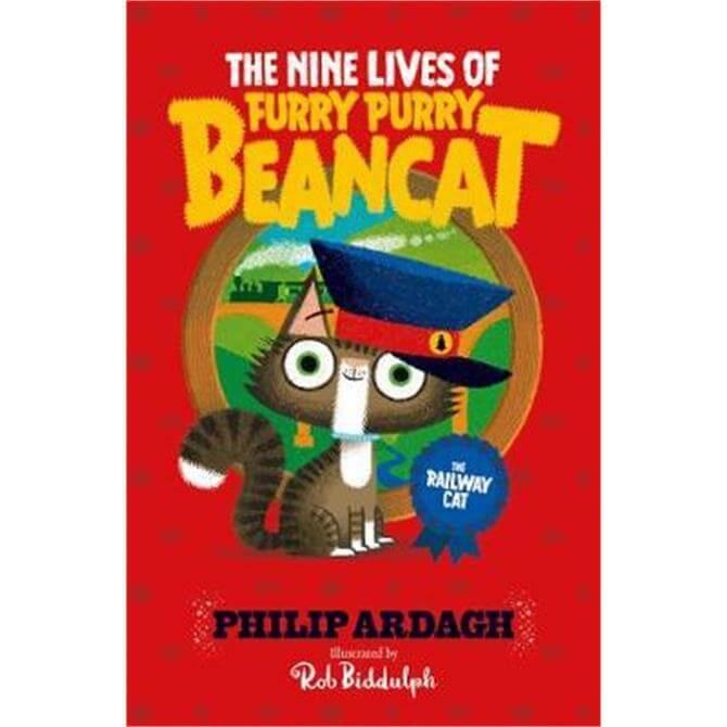 The Railway Cat (Paperback) - Philip Ardagh