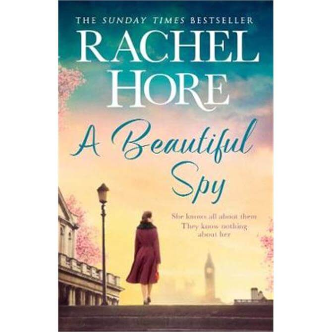 A Beautiful Spy (Hardback) SIGNED - Rachel Hore