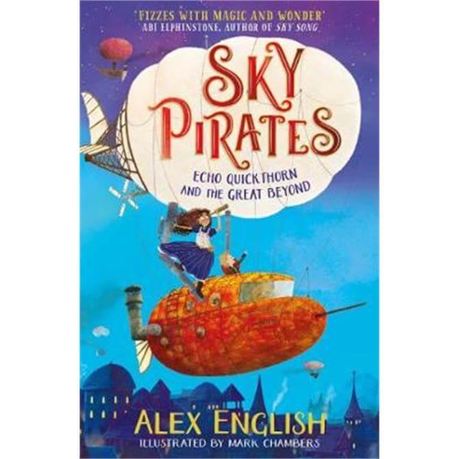 Sky Pirates (Paperback) - Alex English