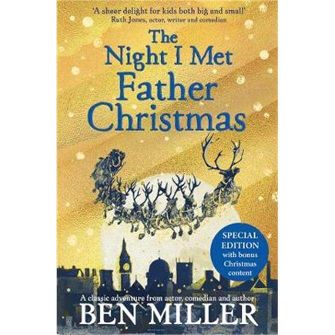 The Night I Met Father Christmas (Paperback) - Ben Miller