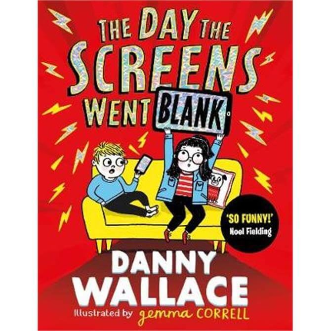 The Day the Screens Went Blank (Paperback) - Danny Wallace