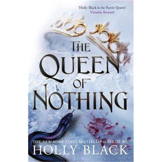 The Queen of Nothing (The Folk of the Air #3) (Paperback) - Holly Black