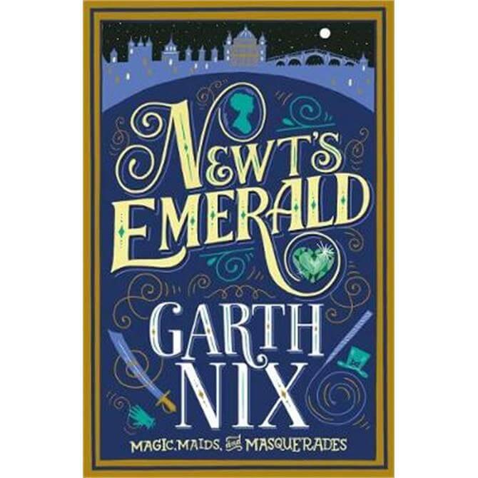 Newt's Emerald (Paperback) - Garth Nix