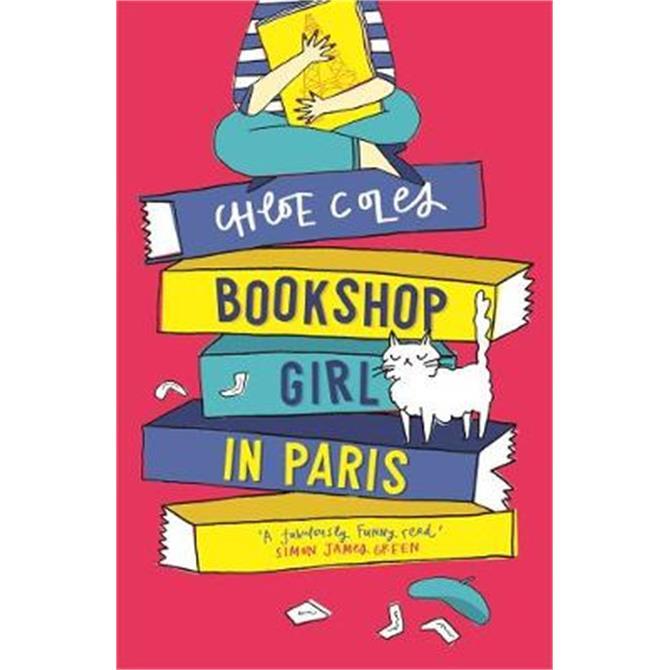 Bookshop Girl in Paris (Paperback) - Chloe Coles