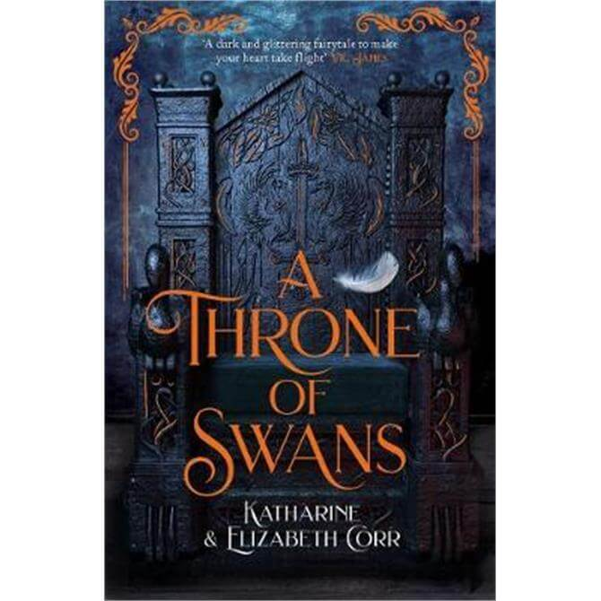 A Throne of Swans (Paperback) - Katharine Corr