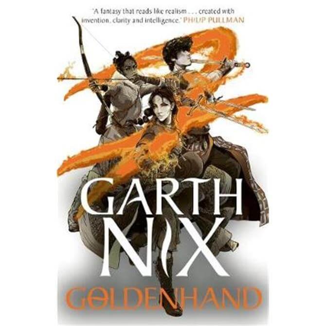 Goldenhand (Paperback) - Garth Nix