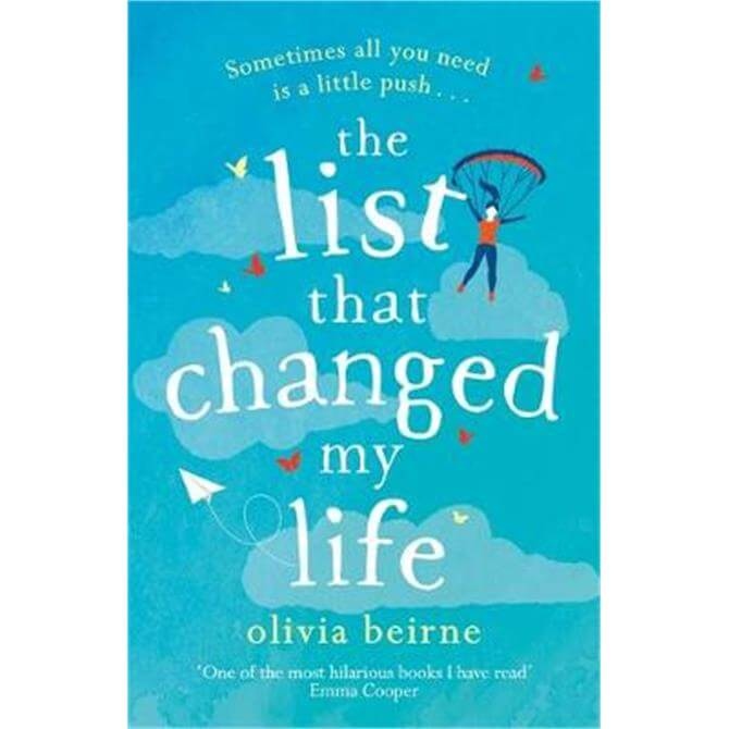 The List That Changed My Life (Paperback) - Olivia Beirne