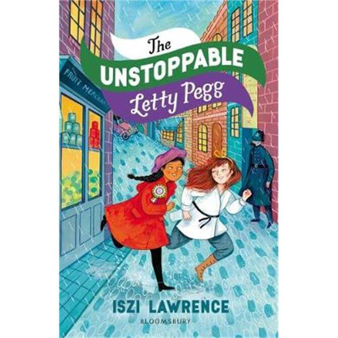 The Unstoppable Letty Pegg (Paperback) - Iszi Lawrence