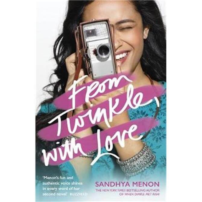 From Twinkle, With Love (Paperback) - Sandhya Menon