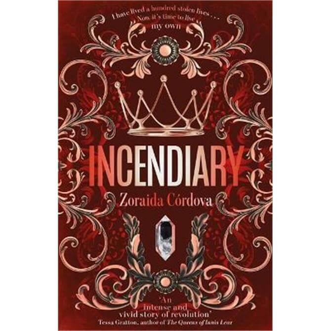 Incendiary (Paperback) - Zoraida Cordova