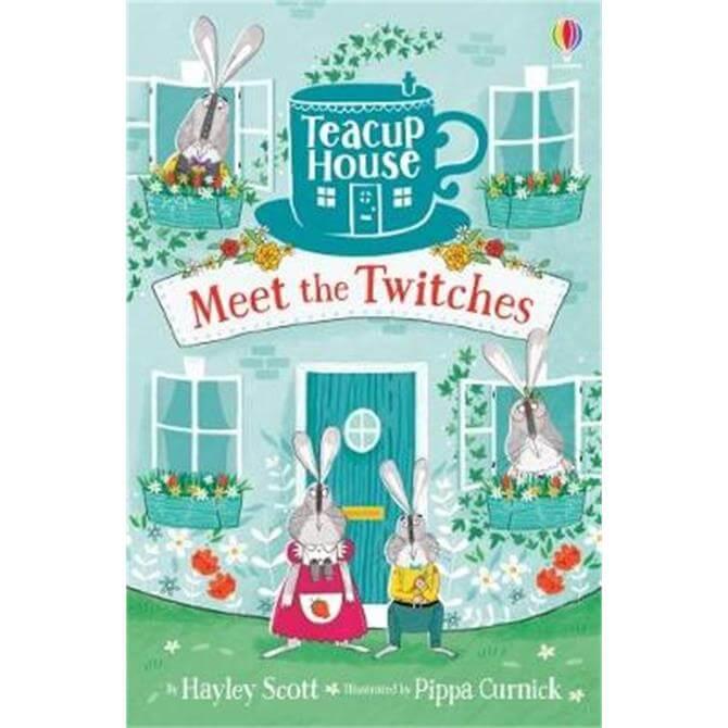 Meet the Twitches (Paperback) - Hayley Scott