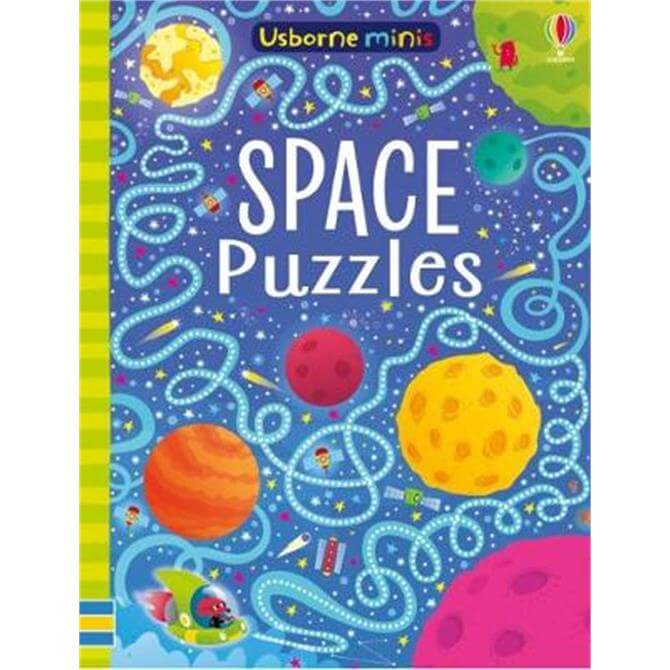 Space Puzzles (Paperback) - Sam Smith