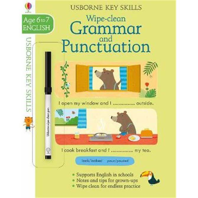 Grammar & Punctuation Practice Pad 6-7 (Paperback) - Kirsteen Robson