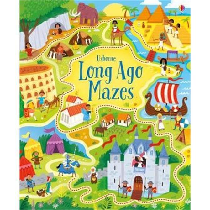 Long Ago Mazes (Paperback) - Sam Smith