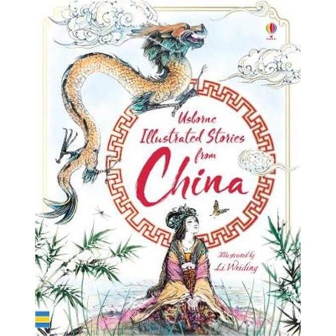 Illustrated Stories from China (Hardback) - Li Weiding