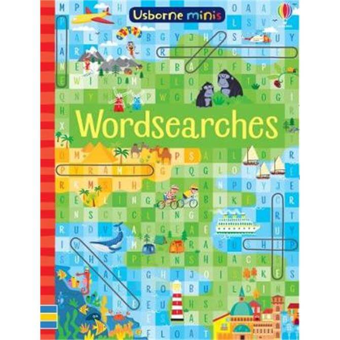 Word Searches (Paperback) - Phillip Clarke