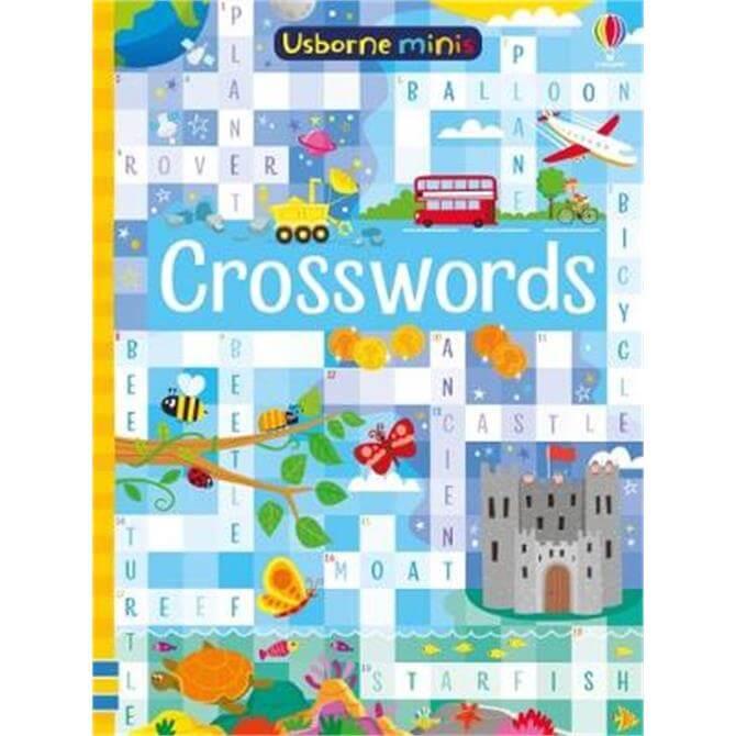 Crosswords (Paperback) - Phillip Clarke