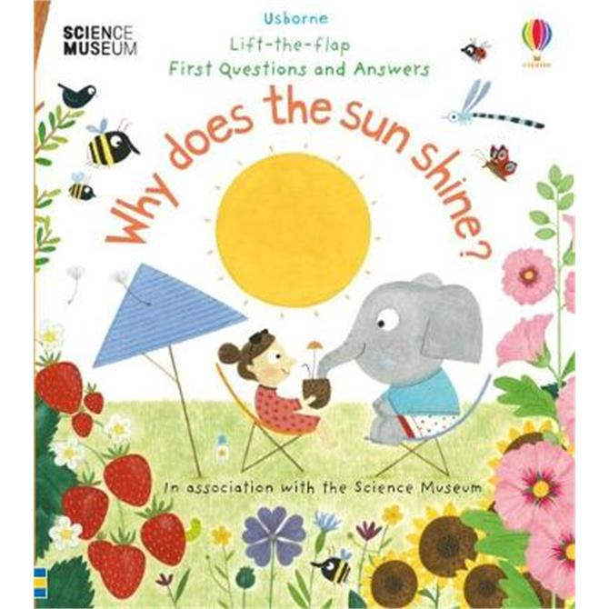 Why Does the Sun Shine? - Katie Daynes