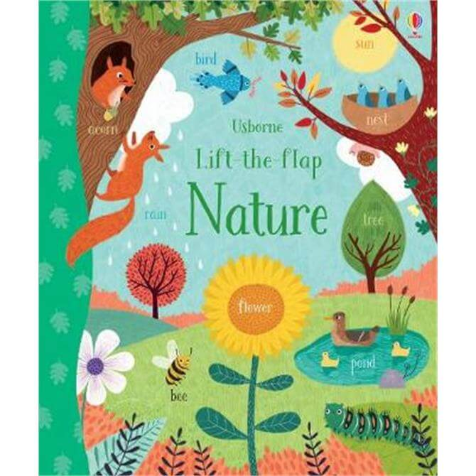 Lift-the-Flap Nature - Jessica Greenwell