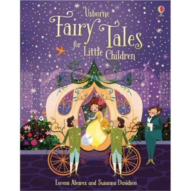 Fairy Stories for Little Children (Hardback) - Lorena Alvarez