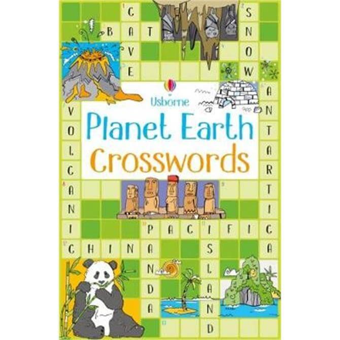Planet Earth Crosswords (Paperback) - Phillip Clarke