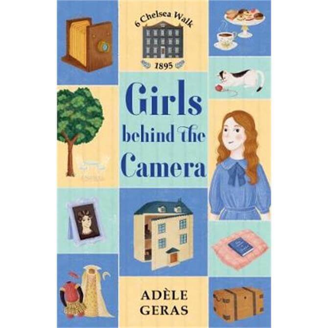 Girls Behind the Camera (Paperback) - Adele Geras