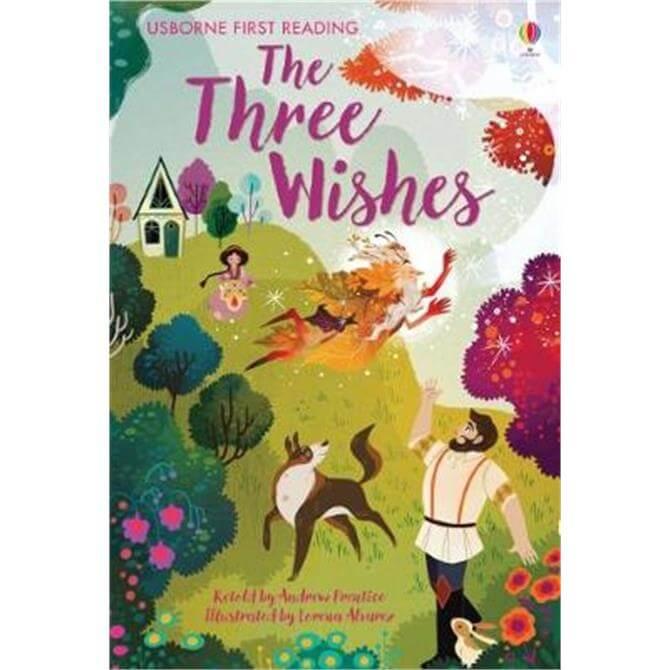 The Three Wishes (Hardback) - Andrew Prentice