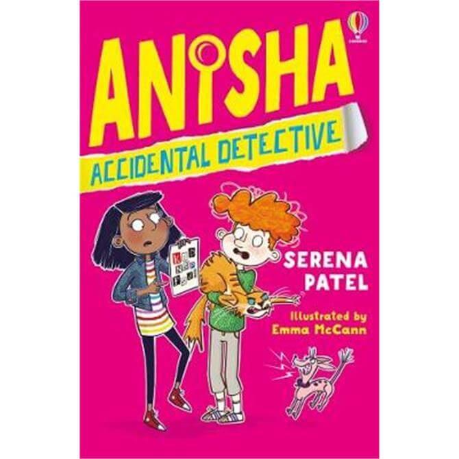 Anisha, Accidental Detective (Paperback) - Serena Patel