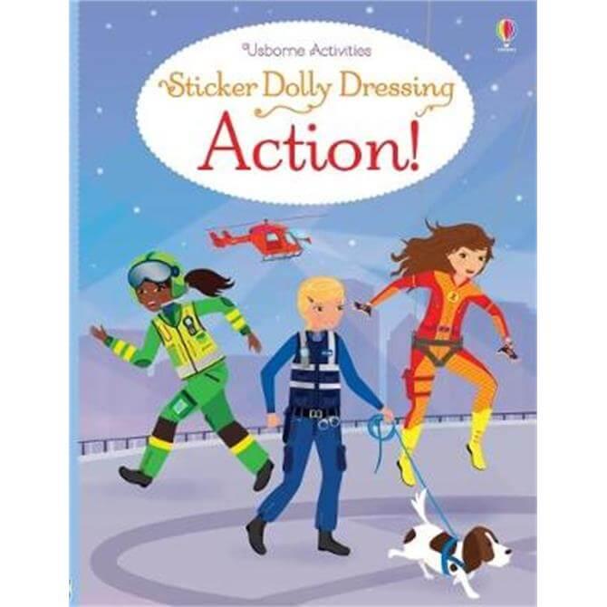 Action! (Paperback) - Fiona Watt