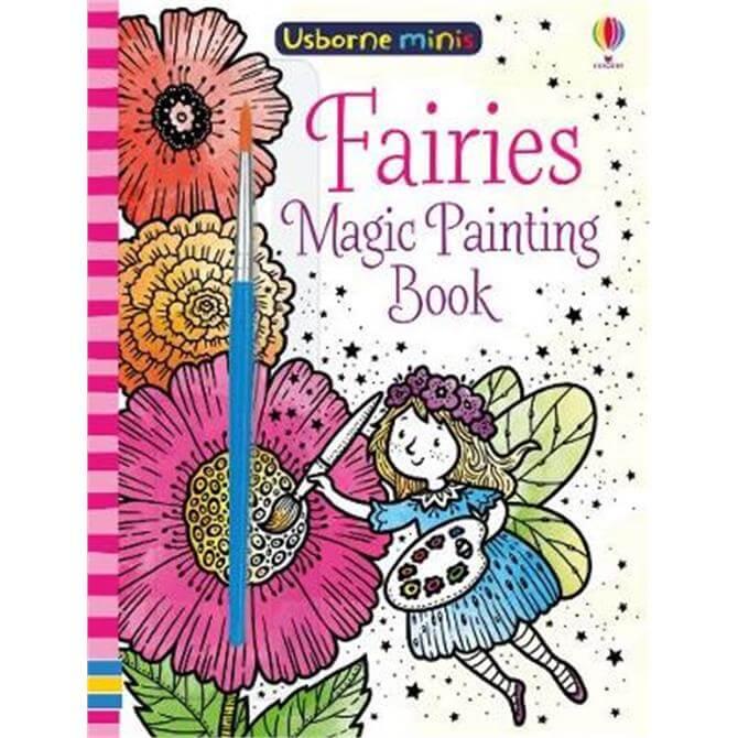 Magic Painting Fairies (Paperback) - Fiona Watt