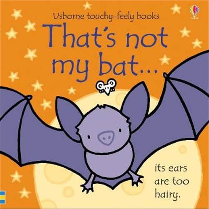 That's not my bat... - Fiona Watt