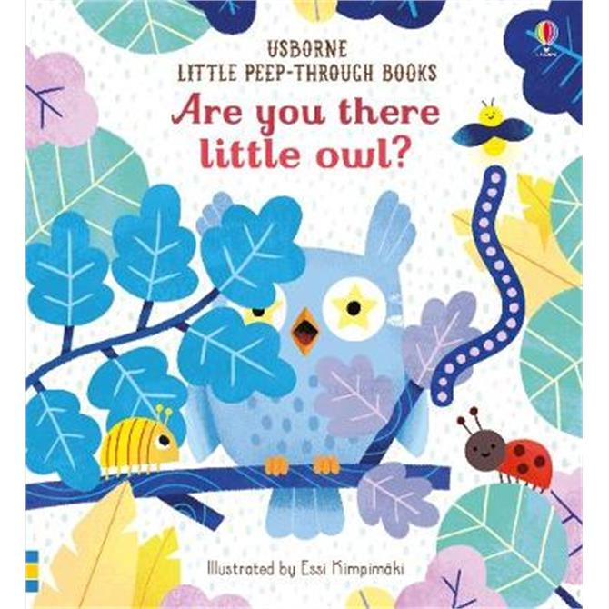 Are You There Little Owl? - Sam Taplin