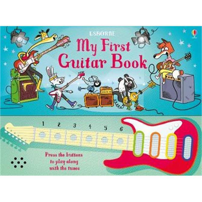 My First Guitar Book - Sam Taplin