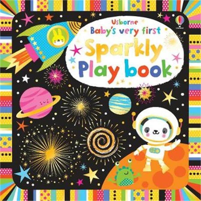 Baby's Very First Sparkly Playbook - Fiona Watt