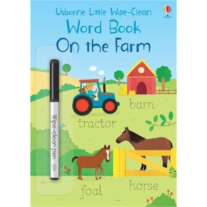 On the Farm (Paperback) - Felicity Brooks