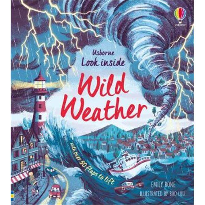 Look Inside Wild Weather - Emily Bone