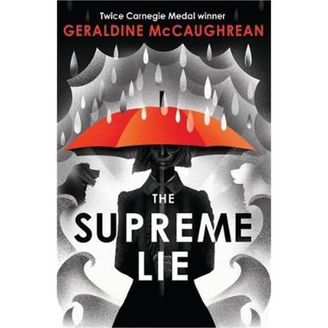 The Supreme Lie (Paperback) - Geraldine McCaughrean