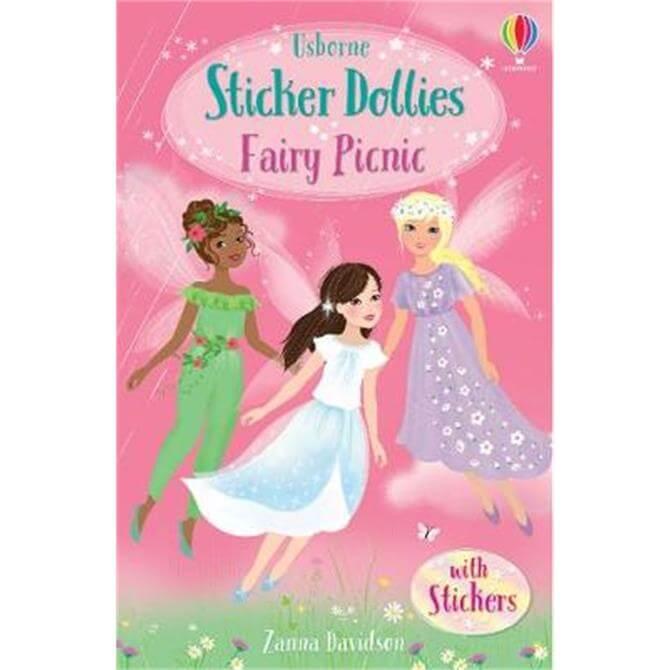 Fairy Picnic (Paperback) - Zanna Davidson