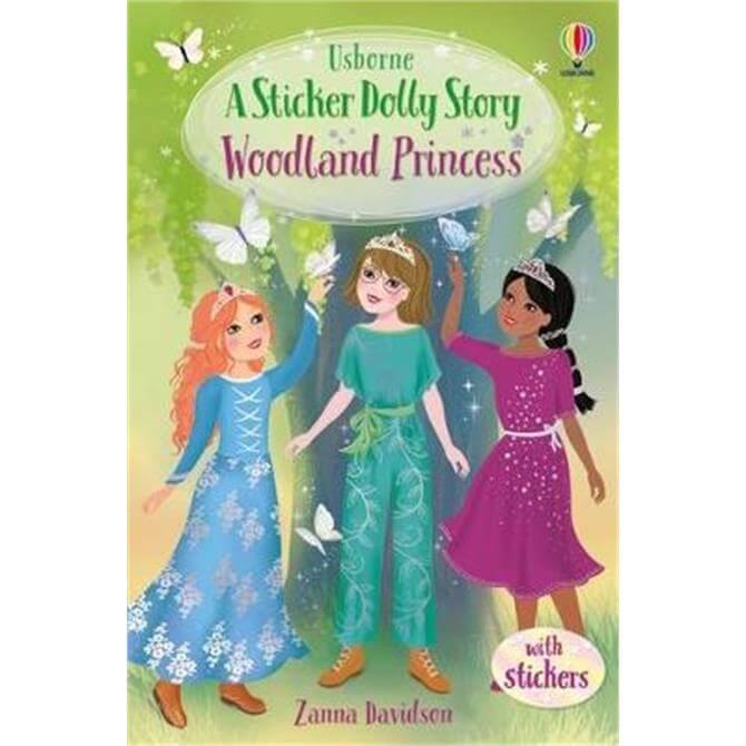 Woodland Princess (Paperback) - Zanna Davidson