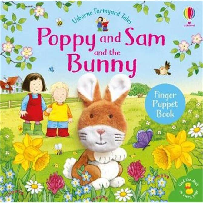 Poppy and Sam and the Bunny - Sam Taplin