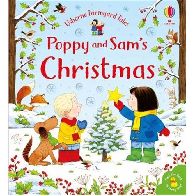 Poppy and Sam's Christmas - Sam Taplin