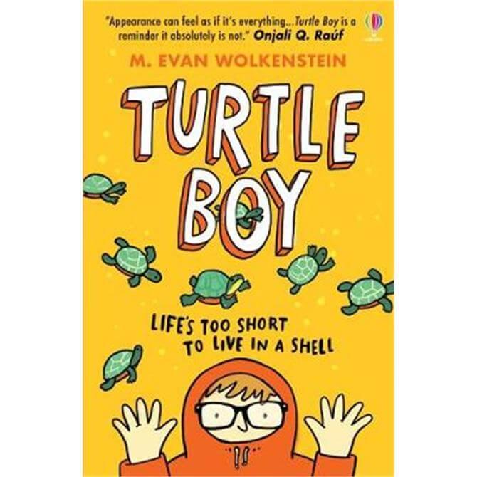 Turtle Boy (Paperback) - M. Evan Wolkenstein