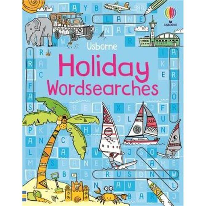 Holiday Wordsearches (Paperback) - Phillip Clarke
