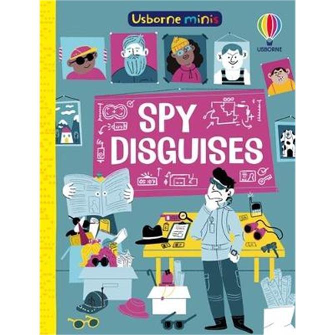 Spy Disguises (Paperback) - Simon Tudhope