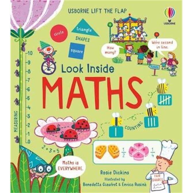 Look Inside Maths - Benedetta Giaufret