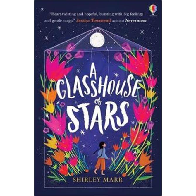 A Glasshouse of Stars (Paperback) - Shirley Marr