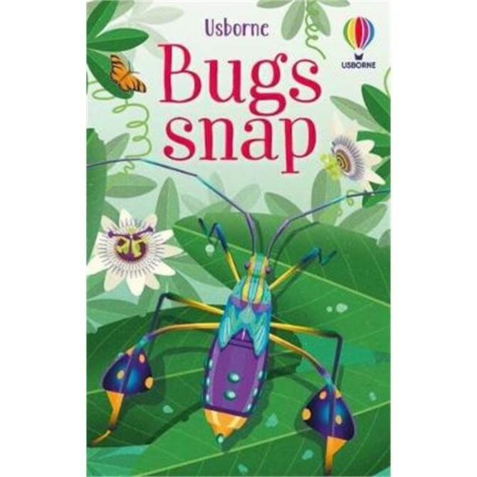 Bugs snap - Daniel Long