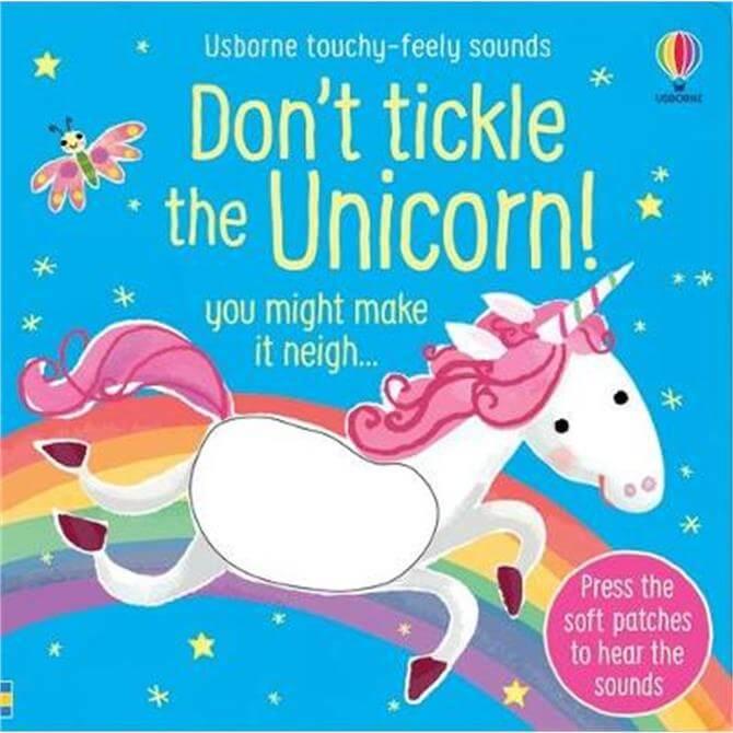 Don't Tickle the Unicorn! - Sam Taplin