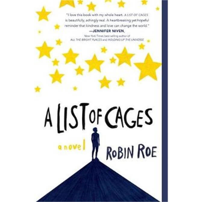 A List Of Cages (Paperback) - Robin Roe